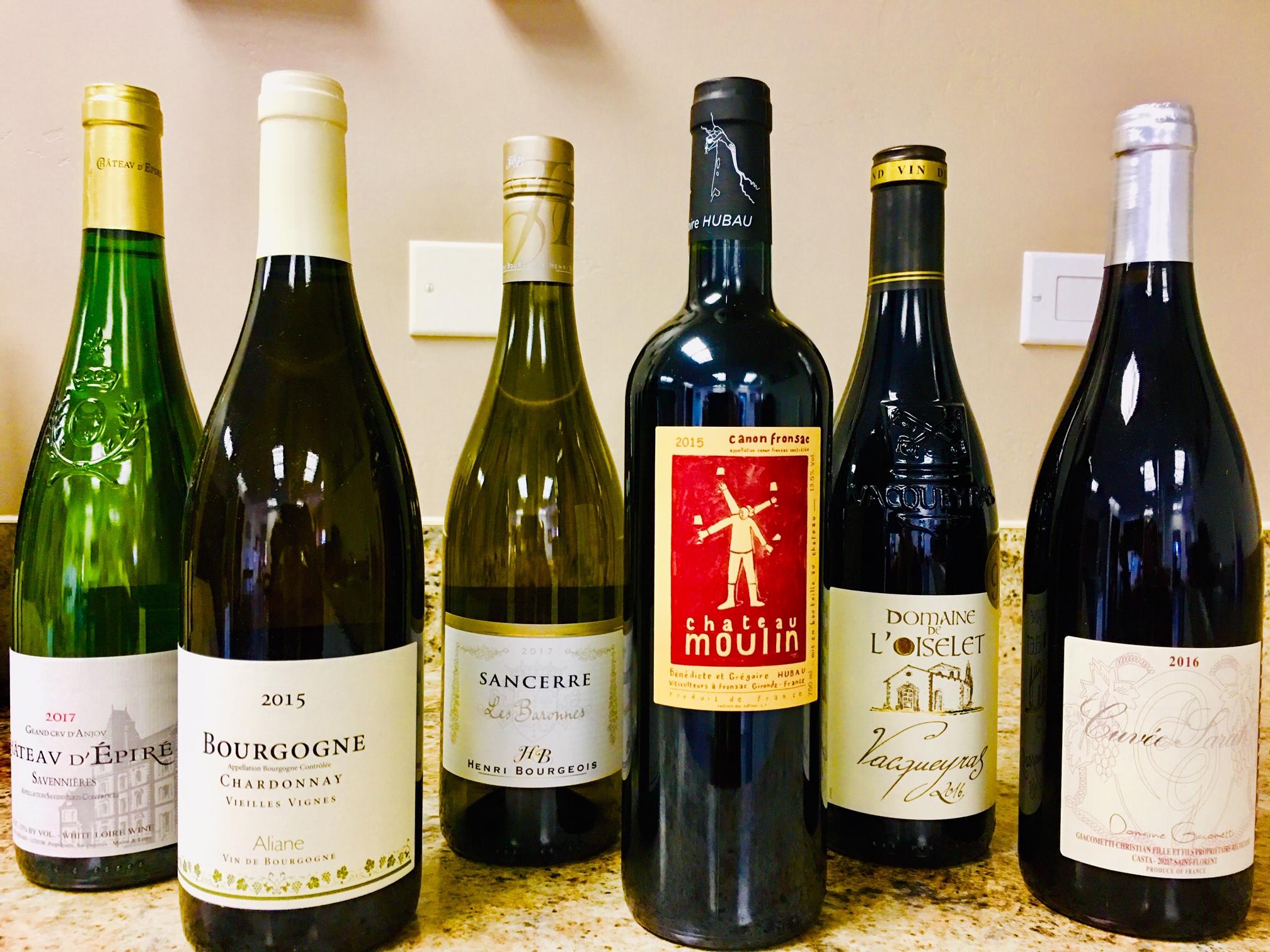 Wine Club Trivia Night