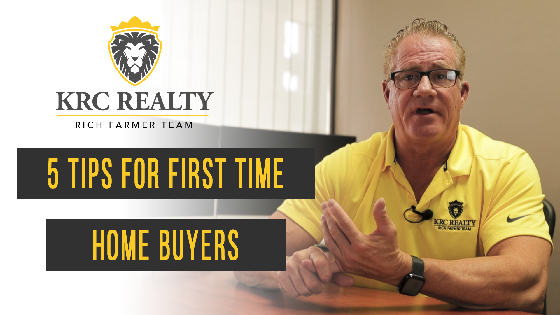 5 Tips For First Time Homebuyer's