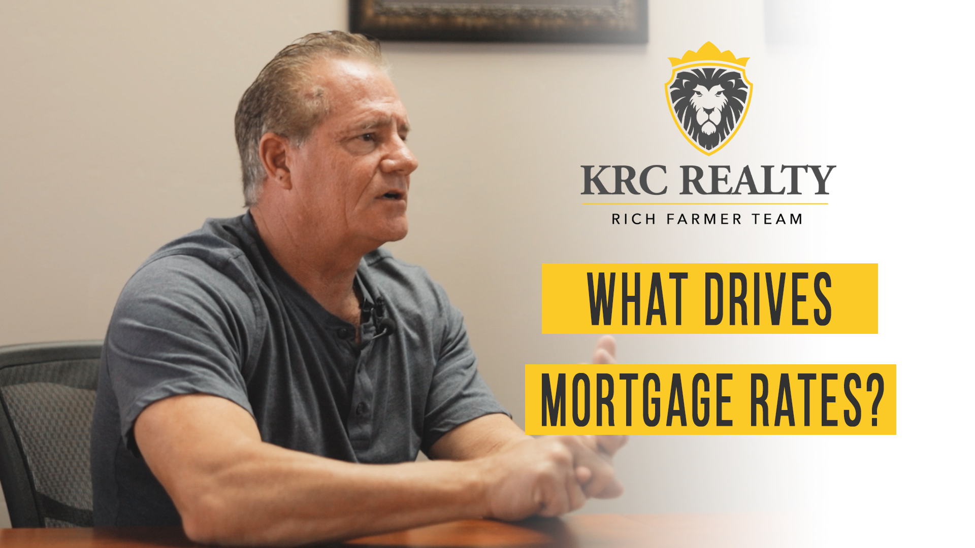 What Drives Mortgage Rates?