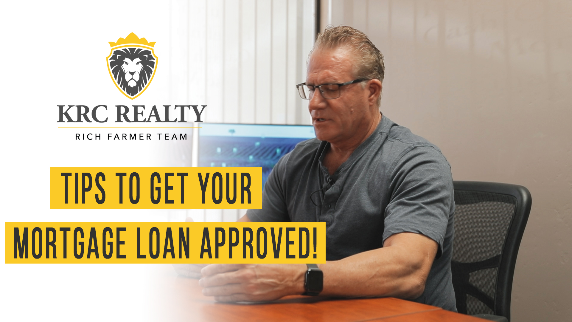 WATCH THIS BEFORE APPLYING FOR A MORTGAGE LOAN!