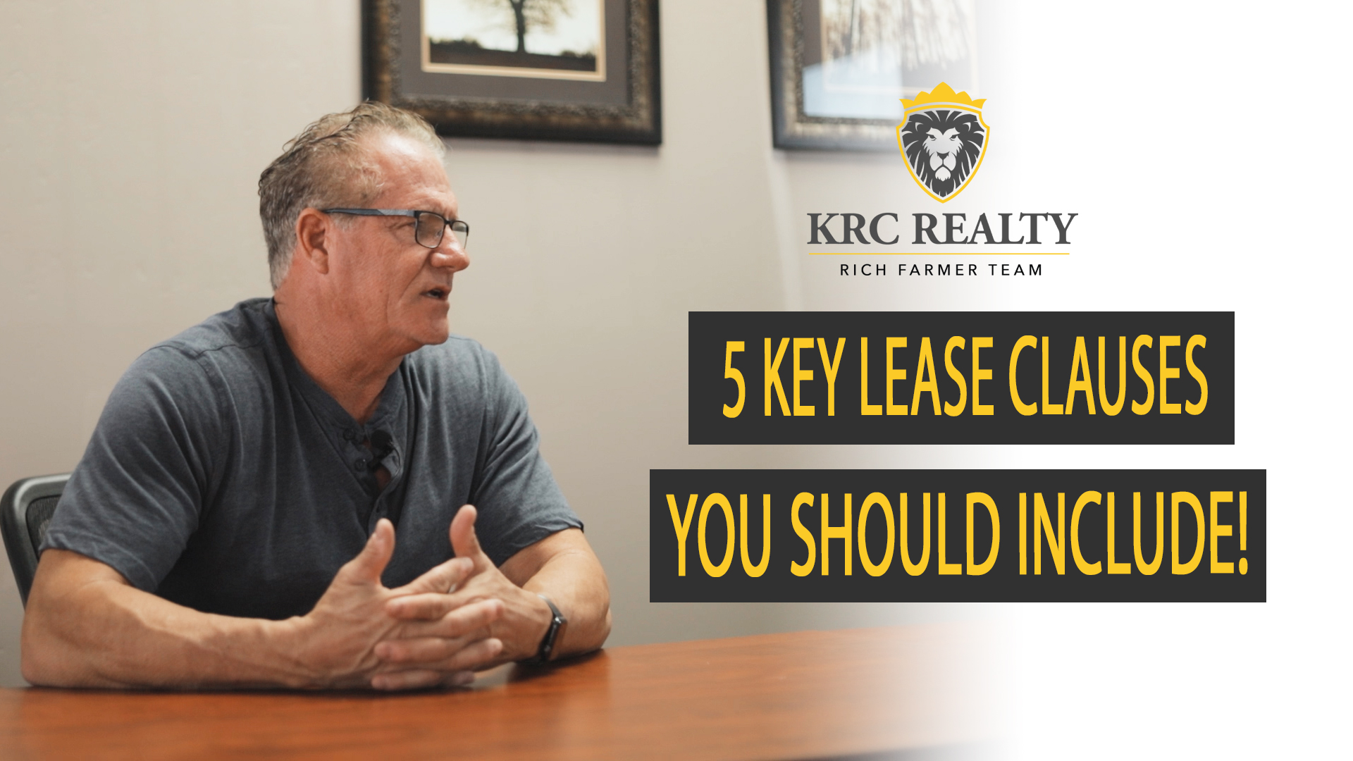5 Key Lease Clauses Every Landlord Should Include In The Lease!