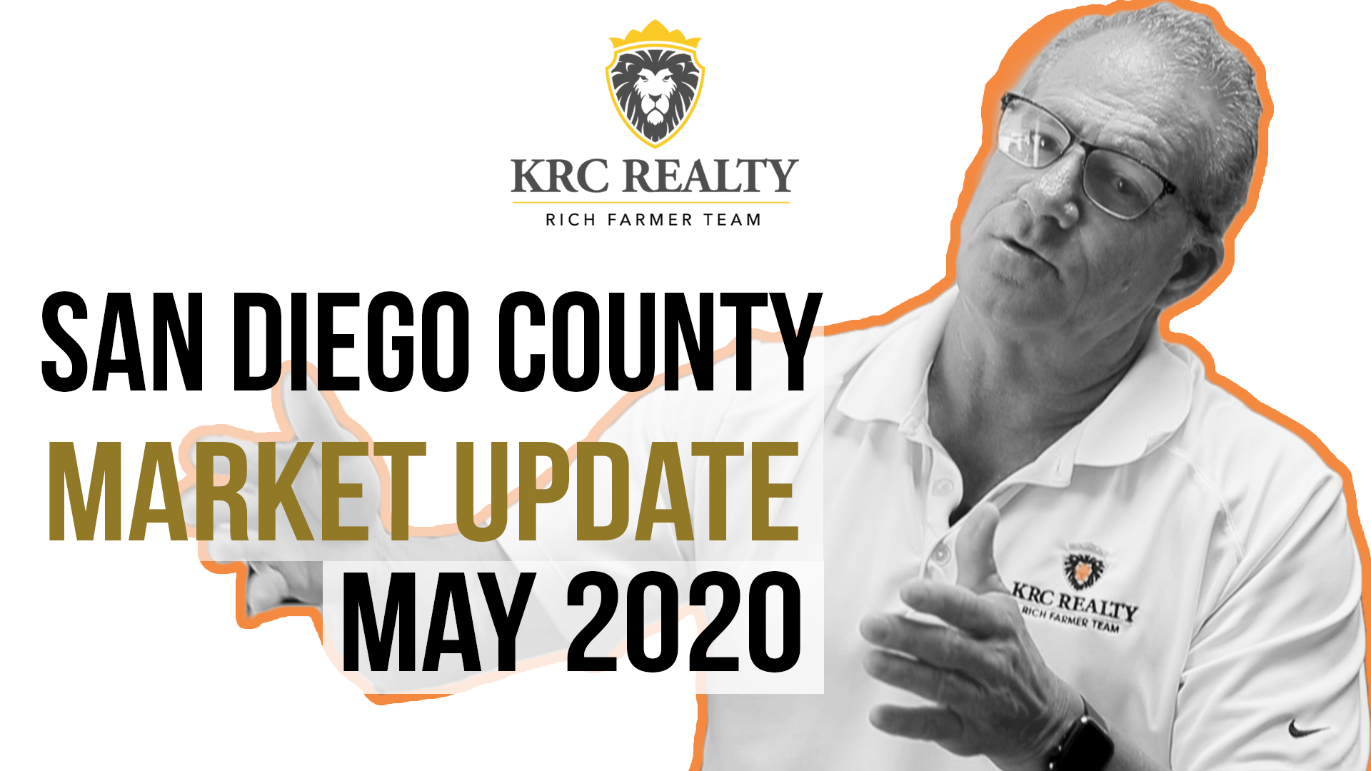 KRC REALTY | SAN DIEGO COUNTY MARKET UPDATE | MAY 2020 |